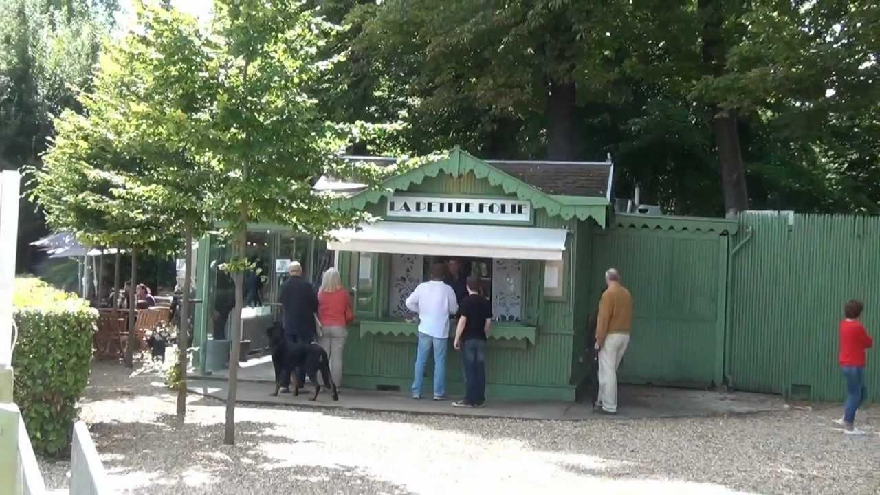 Restaurant Parc Saint Cloud