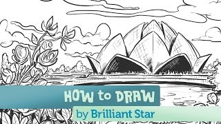How to Draw the Lotus Temple: Episode 12: A Brilliant Star Series