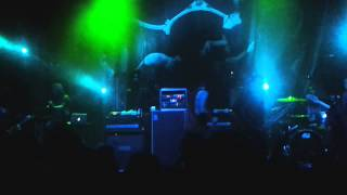 Motionless in White- Dead as Fuck @ Birmingham Institute (05/11/14)