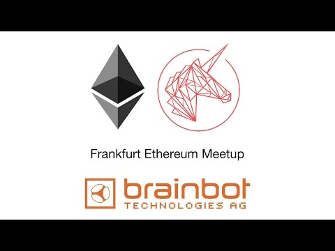 Frankfurt Ethereum Meetup - The Trustlines Network
