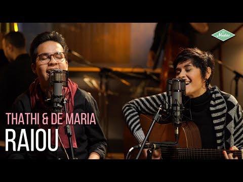 Thathi & De Maria - Raiou Microfonado Pocket