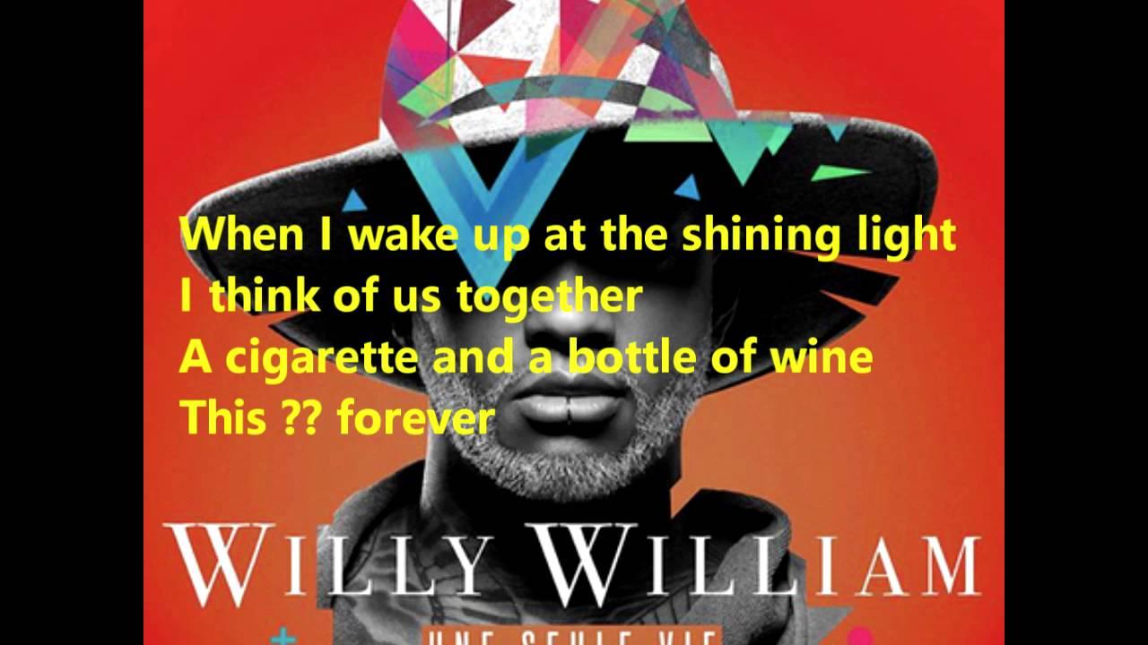 Willy William Feat Cris Cab Paris Official Lyrics