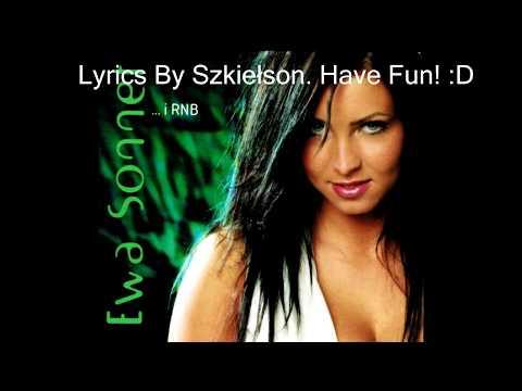 Ewa Sonnet - RNB + Tekst (Lyrics)
