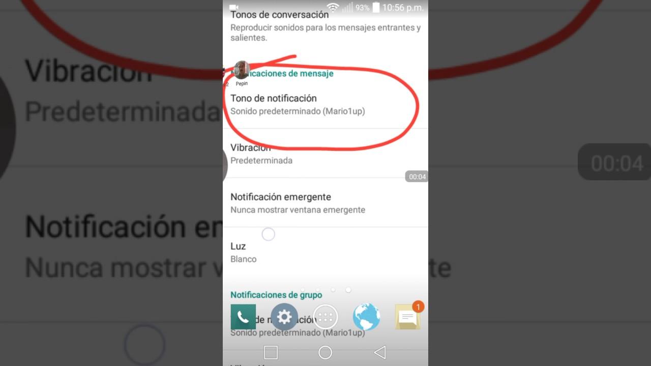 descargar sonido de notificacion para whatsapp