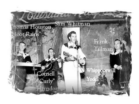 Slim Whitman - Whippoorwill Yodel