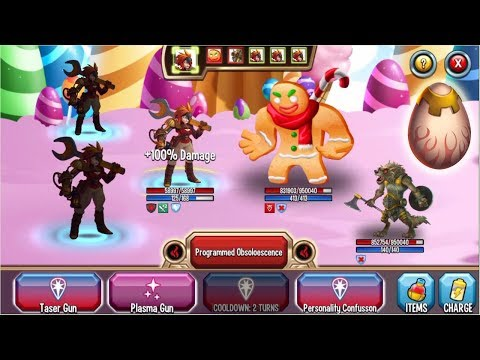 Monster Legends - Ingenica level 130 combat review