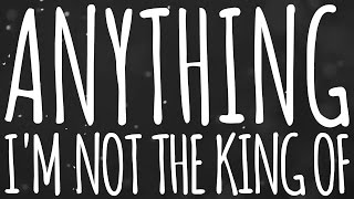 Gambar cover BEARTOOTH - KING OF ANYTHING [LYRICS MUSIC VIDEO]