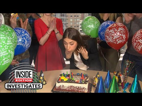 Theresarockface - Blowing Out Your Birthday Candles Might be a Bad Idea