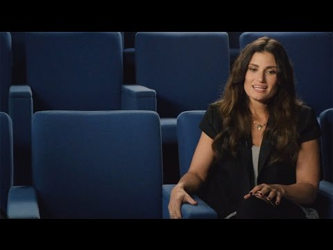 Idina Menzel Discusses