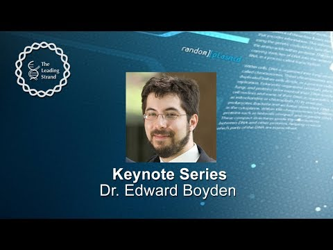 CSHL Keynote; Dr. Edward Boyden, Massachusetts Institute of Technology