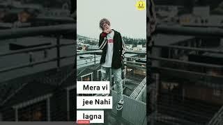 Rooh Meri tadpe GI - what's up status