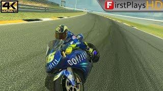 MotoGP 3: Ultimate Racing Technology (2005) - PC Gameplay / Win 10 / 4k 2160p