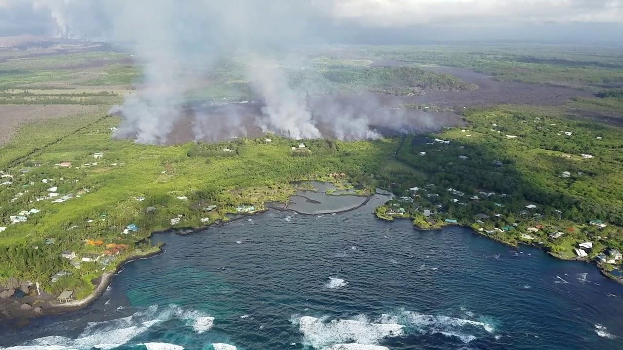 Kīlauea Volcano - June 3 Overflight