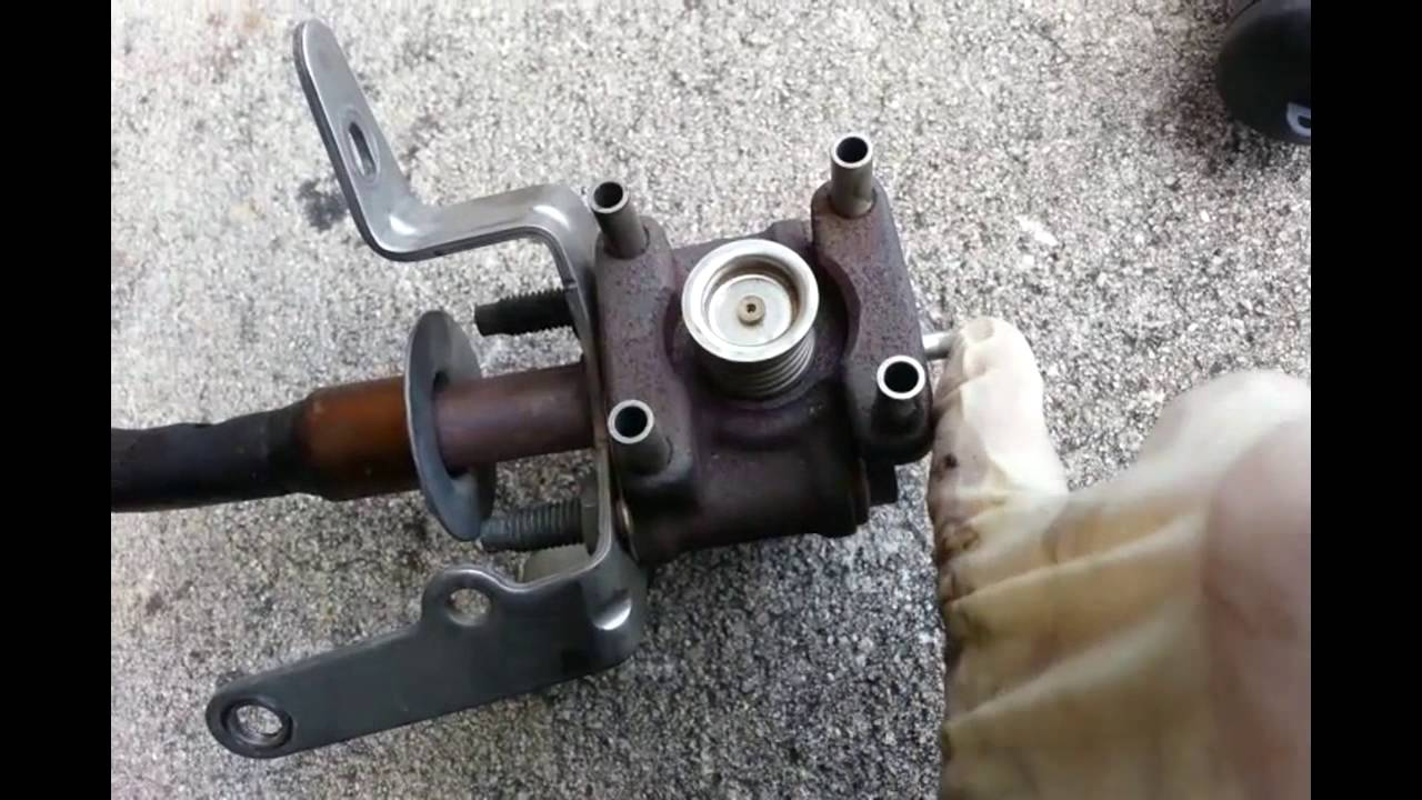 mazda  code p p   remove  egr valve