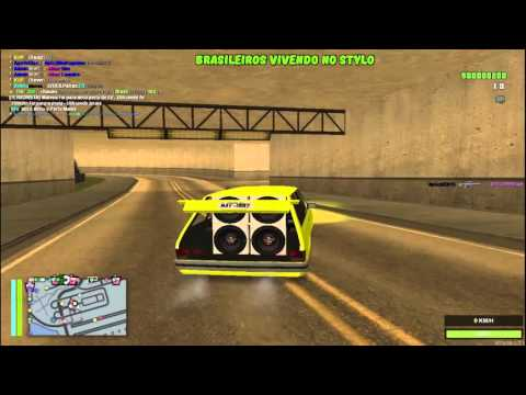 GTA San Andreas-MTA Online-Belina Na Fixa
