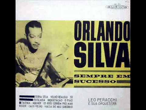 Orlando Silva - A primeira vez mp3 baixar