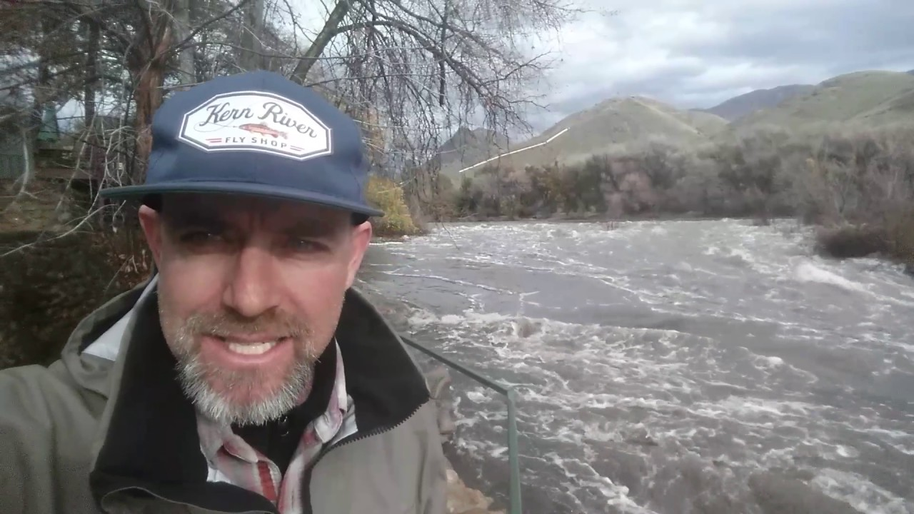 Kern river fly fishing report youtube for Kern river fishing report