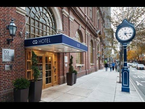Club Quarters in Philadelphia - Philadelphia Hotels, Pennsylvania
