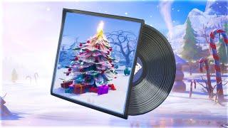 *NEW* Fortnite Battle Royale Leaked Christmas Theme Music| Fortnite Christmas 2018