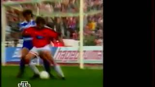 Заставка «Футбол» (НТВ и НТВ-Плюс Спорт, 1996-1997)