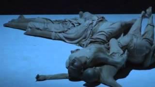新華社》北京陶身體現代舞團驚豔亮相賽凡提斯藝術節