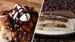 4 Desserts For Coffee Lovers • Tasty