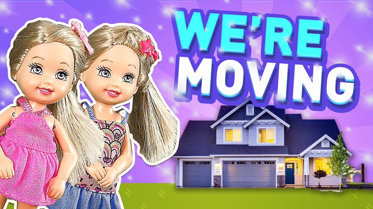 Download Barbie - Time to Move House | Ep.72