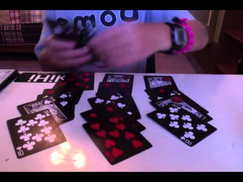 Cool and Easy card tricks -Mhount