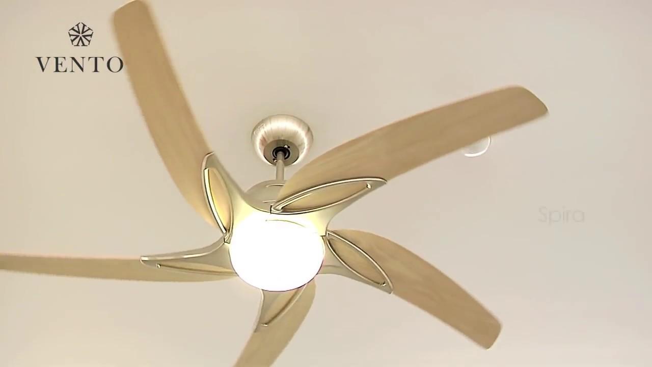 Ceiling Fan Vento Fans Spira