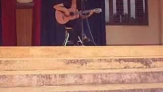 thanh pho tinh yeu va noi nho guitar P.Hieu B2 - Phu Xuan BMT