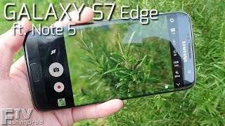 Samsung Galaxy S7 Edge Long-Term Review! ft. Note 5 (Camera)
