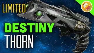Destiny Thorn : 60 Second Review