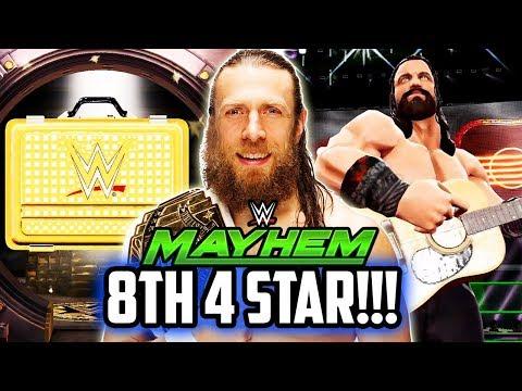 WWE MAYHEM NEW 4 STAR SUPERSTAR! WHO IS IT!!!?
