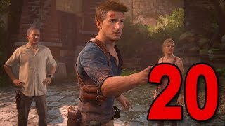 Uncharted 4 Walkthrough - Chapter 20 - No Escape (Playstation 4 Gameplay)