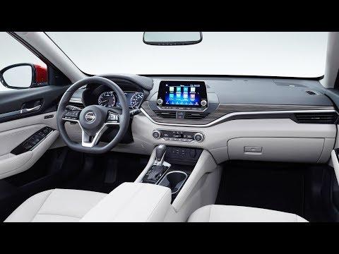 2019 Nissan Altima Interior Youtube