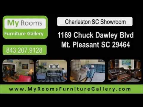 Charleston SC Local Furniture Store - My Rooms Furniture Gallery