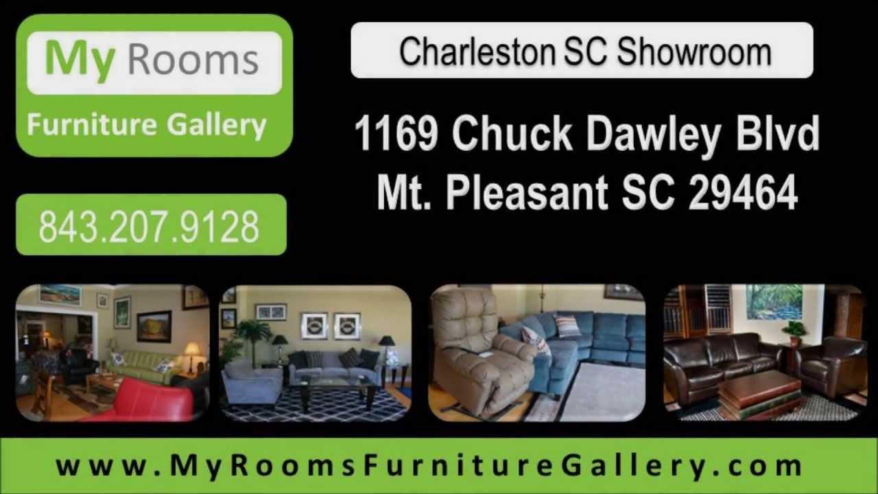 Charleston SC Local Furniture Store - My Rooms Furniture ...