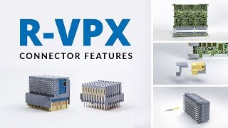 Video R-VPX Connector Features