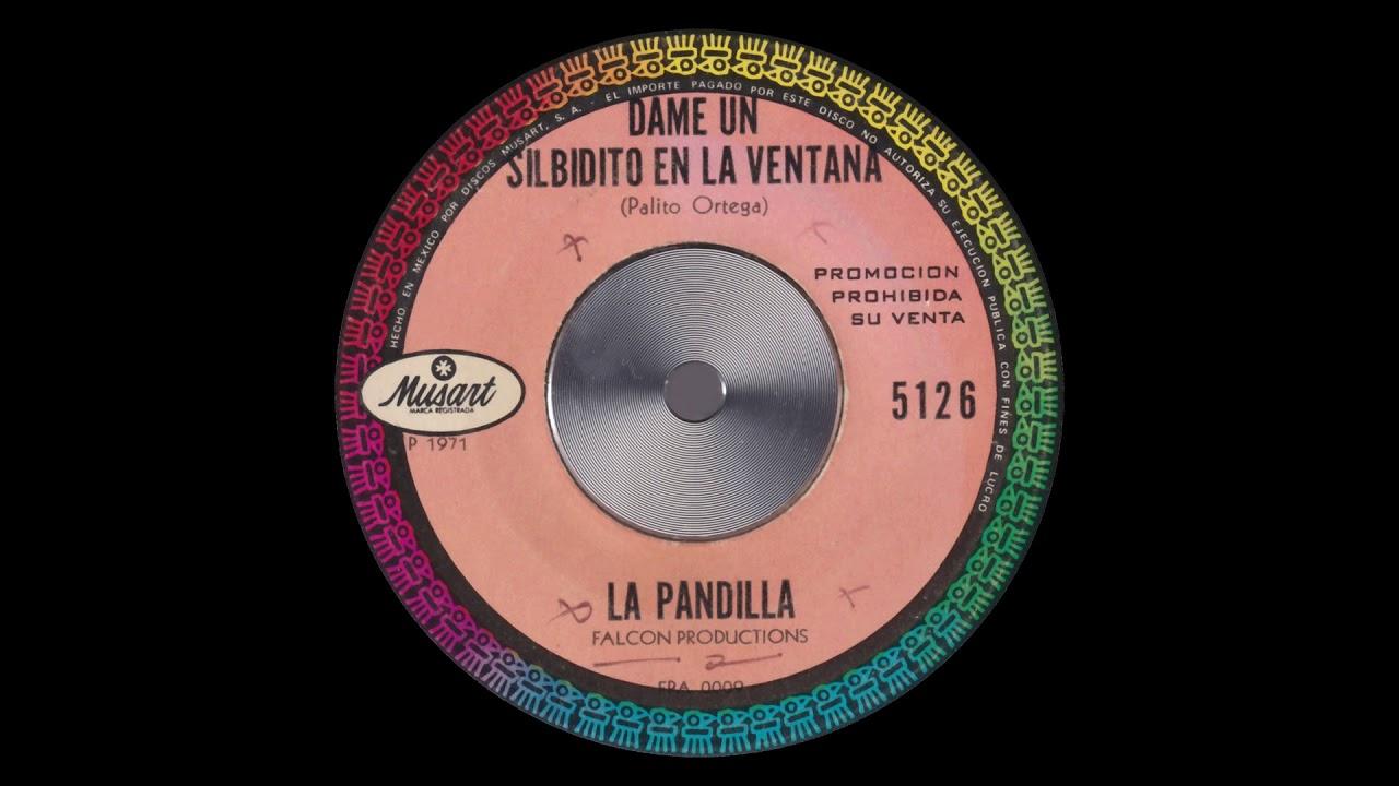 La Pandilla - Dame un silbidito en la ventana (Argentina, Ska Beat)