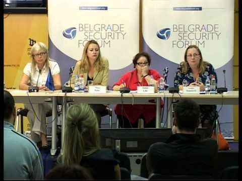 Belgrade Security Forum 2012 - Press Conference, September 18