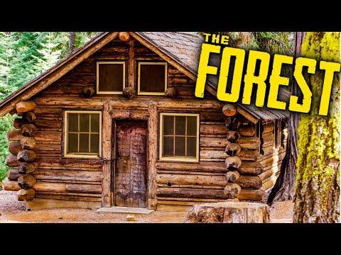 THE FOREST - NOSSO TRIPLEX tá criando forma | Ep.06 (Co-op Survival Horror)