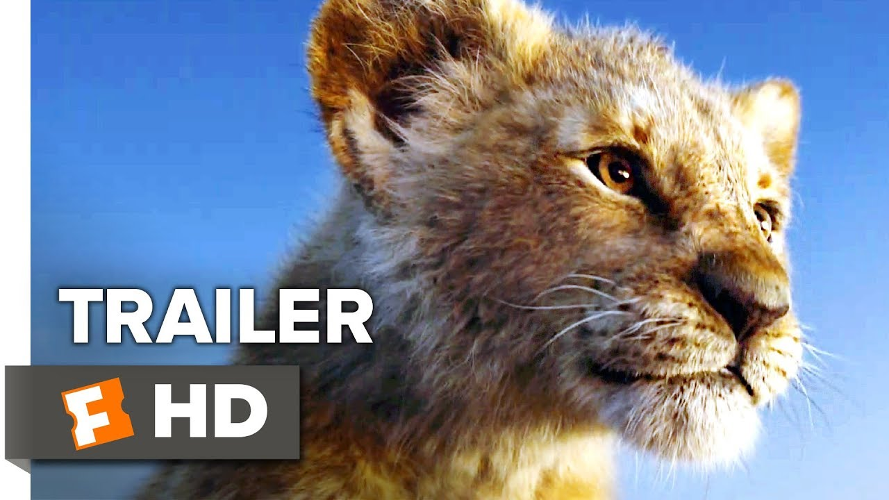 Download The Lion King Trailer #1 (2019) | Movieclips Trailers