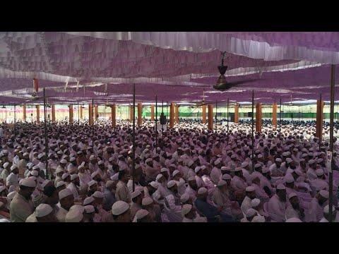 Part (1) International Seminar Darul Uloom Falah E Darain Tadkeshwer , Surat , Gujarat India ,