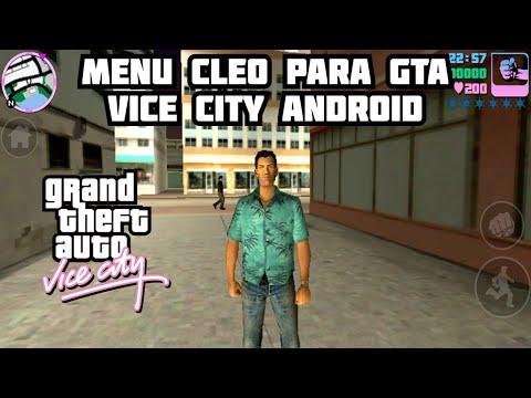 Como Poner Trucos en GTA Vice City Para Android 2020 | Menú Cleo GTA Vice City Para Android