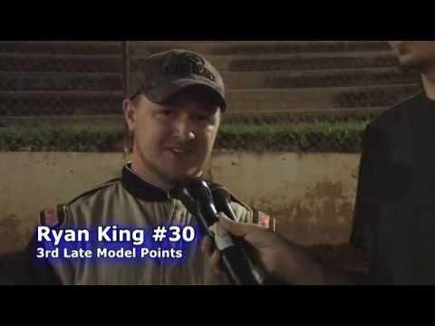 Spring City Raceway Championship Night Sept  21, 2012