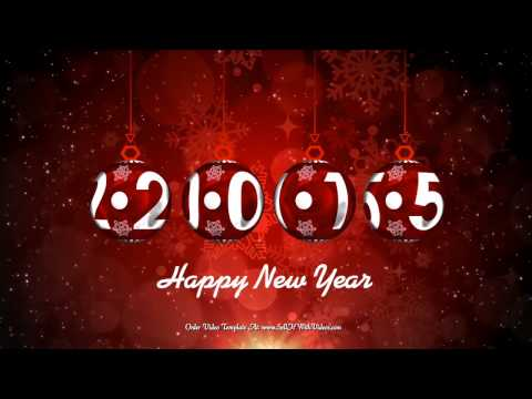 Amazing Small Business Video Holiday Greetings - Happy New Years 2015