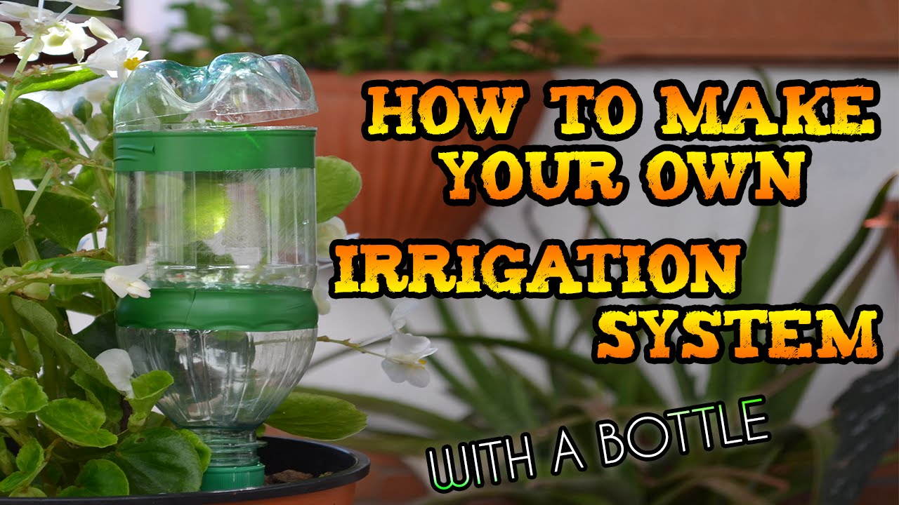 Drip irrigation from plastic bottles with their own hands: ways to create, the advantages and disadvantages 67
