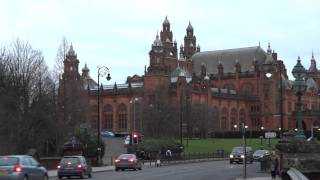 The View from Partick Bridge, Glasgow, 12th February 2012