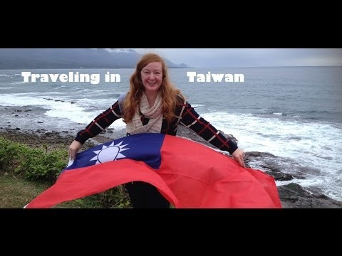 Traveling in Taiwan ~ Taidong and Pingxi