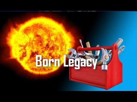 Big Picture Science: Born Legacy - 20 March 2017